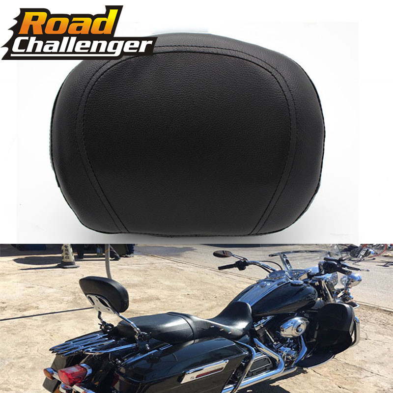 For Harley Touring Road King Street Electra Glide Street Road Glide Motorcycle Sissy Bar Backrest Pad