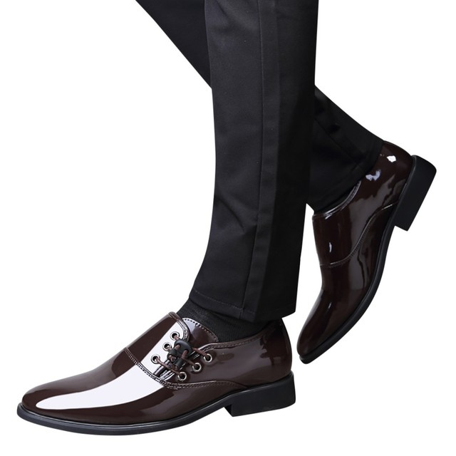 Perimedes Leather Dress Shoes for Men - Classics 3