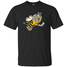 Toledo Hornets, DO DIH, Hóquei, Ohio, T-shirt Do Logotipo,(China)