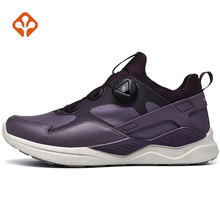SALAMAN 2019 outdoor run shoes Swivel buckle casual shoes Tide brand Thick bottom Female wild Student sneakers running shoes