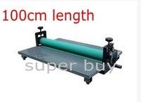 Manual Cold Roll Laminator Laminating Machine 1000mm 39inch Foldable|machine machine|machine rolling|machine manual -