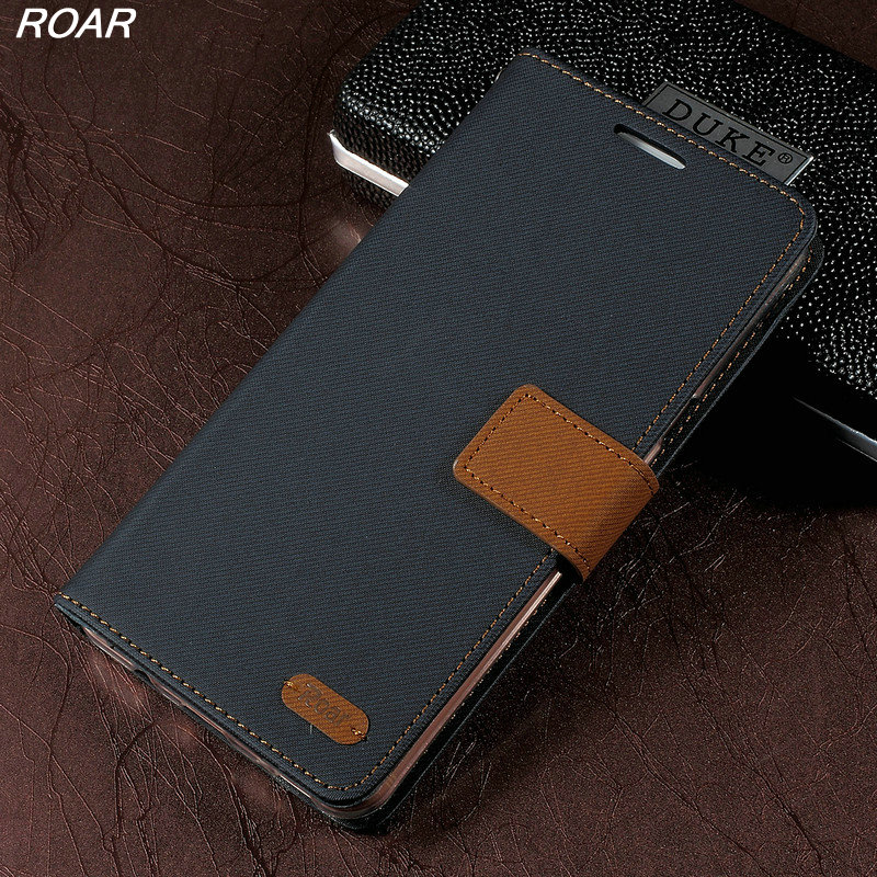 For Samsung C9 Pro Case Original ROAR KOREA Diary View Leather Mobile Flip Case For Samsung Galaxy C9 Pro C9000 6.0 inch
