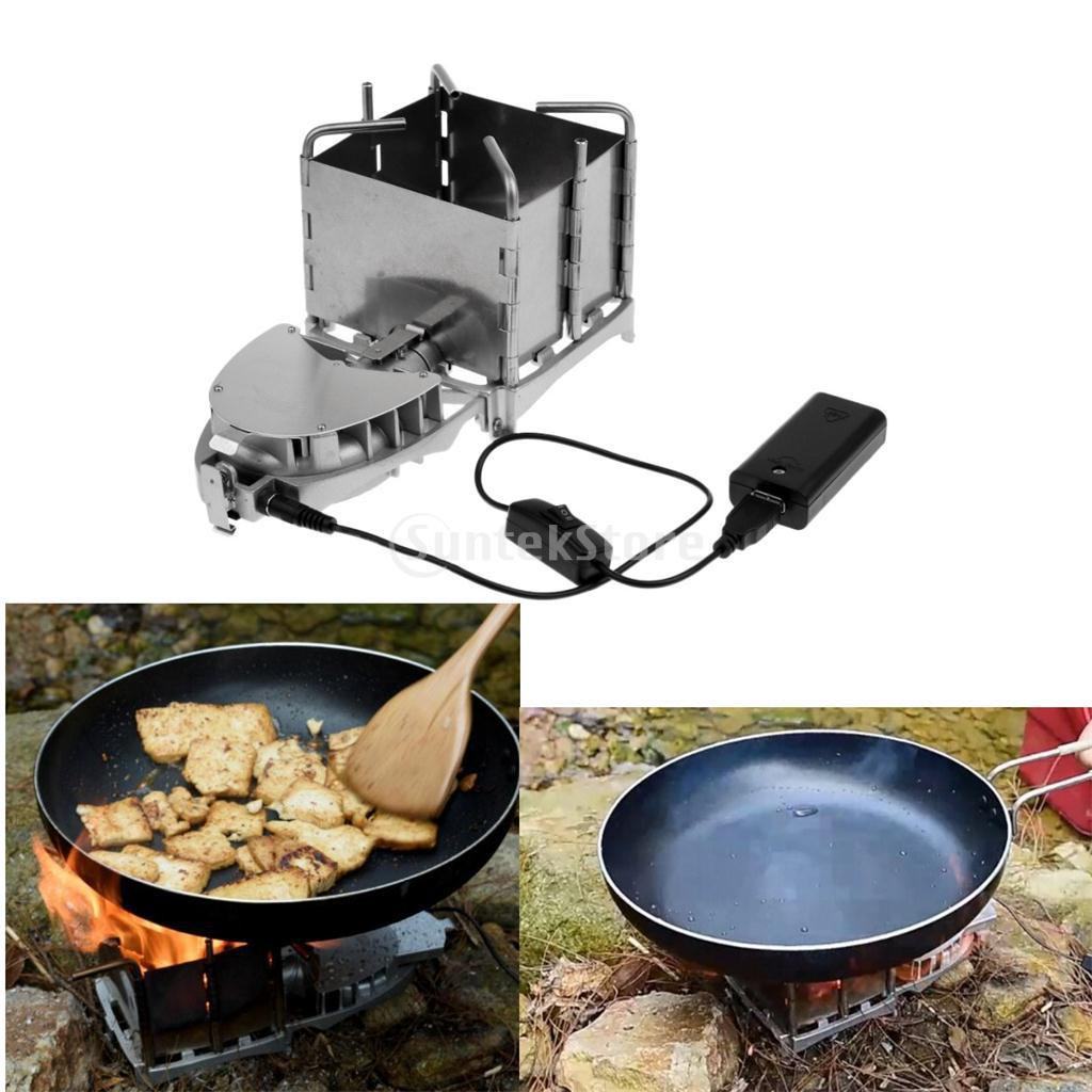 Aluminum Alloy Folding Portable Wood Burning Stove Furnace Outdoor Cooking Camping Cookware Backpacking Survival Tool цена и фото