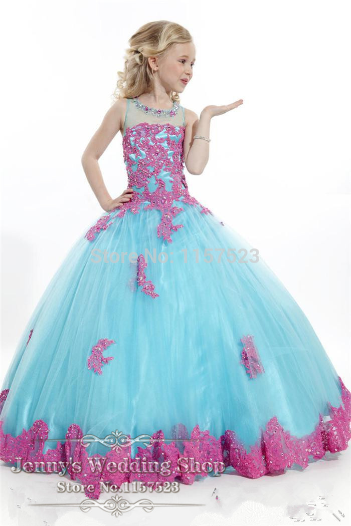 Aliexpress.com : Buy Pretty Girl Dresses Flower Dress Australia ...