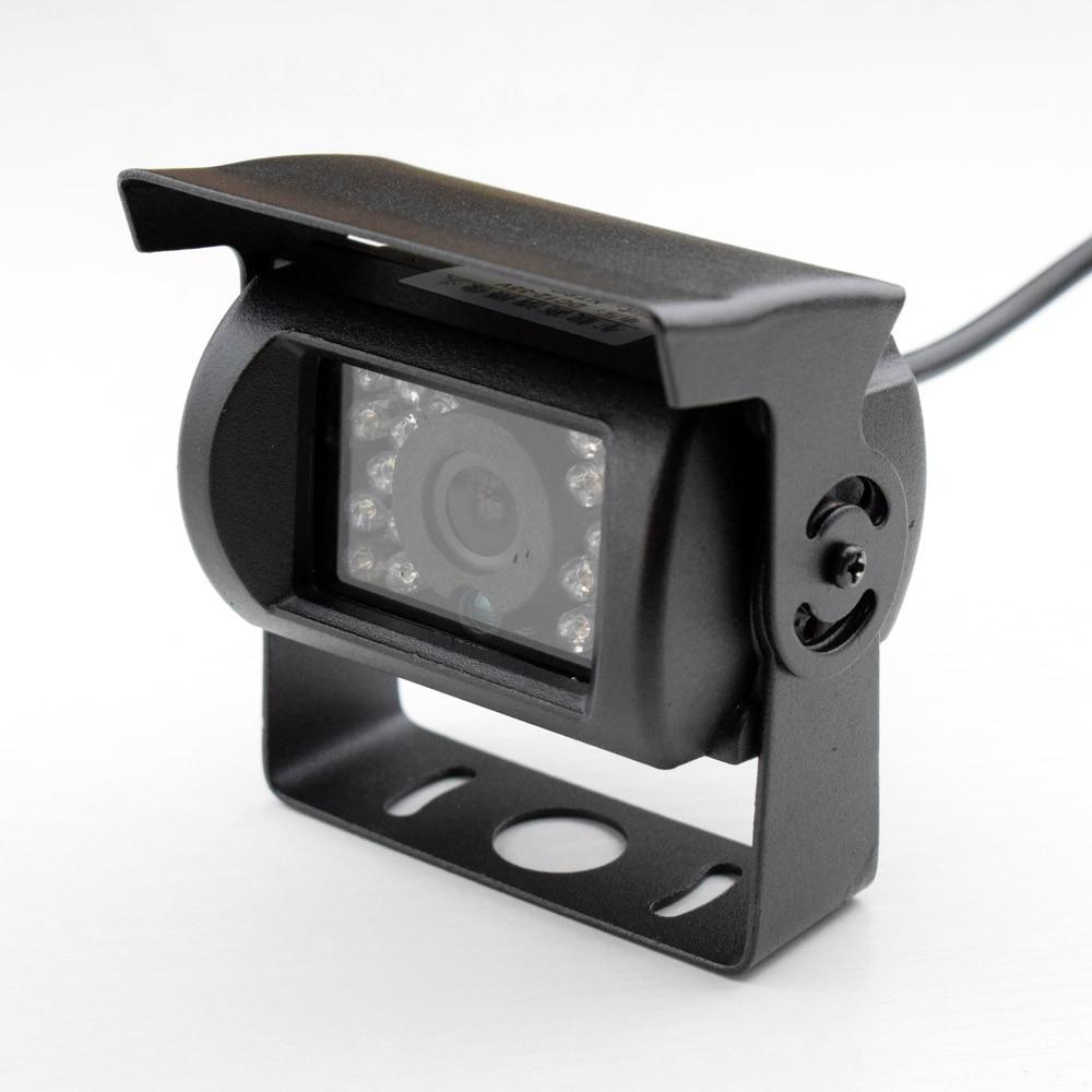 XCGaoon Uniwersalna, szerokokątna kamera samochodowa z tyłu, - Elektronika Samochodowa - Zdjęcie 3