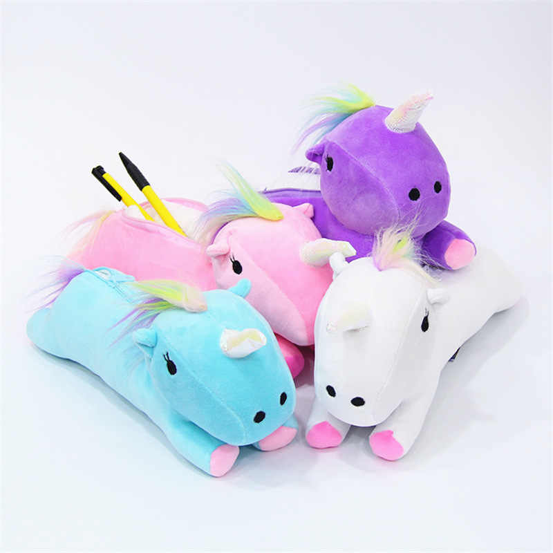 Unicorn Pencil Box School Supplies Stationery Pencil Bag Gift Pencil Box School Cute Pencil Box School Tools