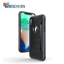 iPhone X 5.8 inch Cover  Luxury Silicone Hybrid TPU Slim Case for Apple iPhone 10  X