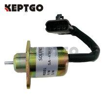 דלק להפסיק סולנואיד 1503ES 12A5UC9S SA 4561 T 12 V עבור קובוטה V1505 R90 Thermo מלך Yanmar מנוע