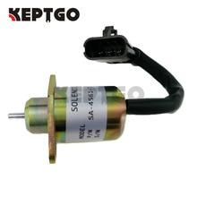 การใช้หยุด Solenoid 1503ES 12A5UC9S SA 4561 T 12 V สำหรับ Kubota V1505 R90 Thermo King Yanmar