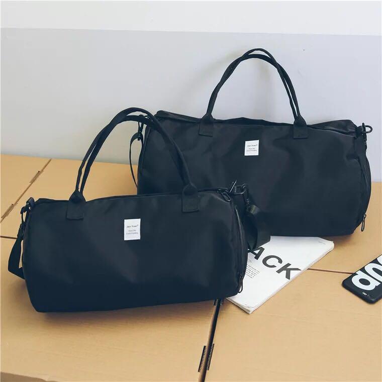 2018 Top Female Sports Nylon Gym Bags colorful waterproof Fitness Yoga Bag  Handbag for Women Over the Shoulder Fancy Travel Bag e066892dcc476