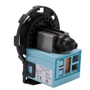 Image 3 - 220V waschmaschine ablauf pumpe motor b20 6 volle kupfer washer ersatz reparatur werkzeuge teile