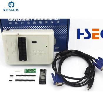 Programador Universal RT809H para comprobar la navegación del coche TV NAND, herramienta de diagnóstico de fallas para monitor de TV LCD sin desmontaje