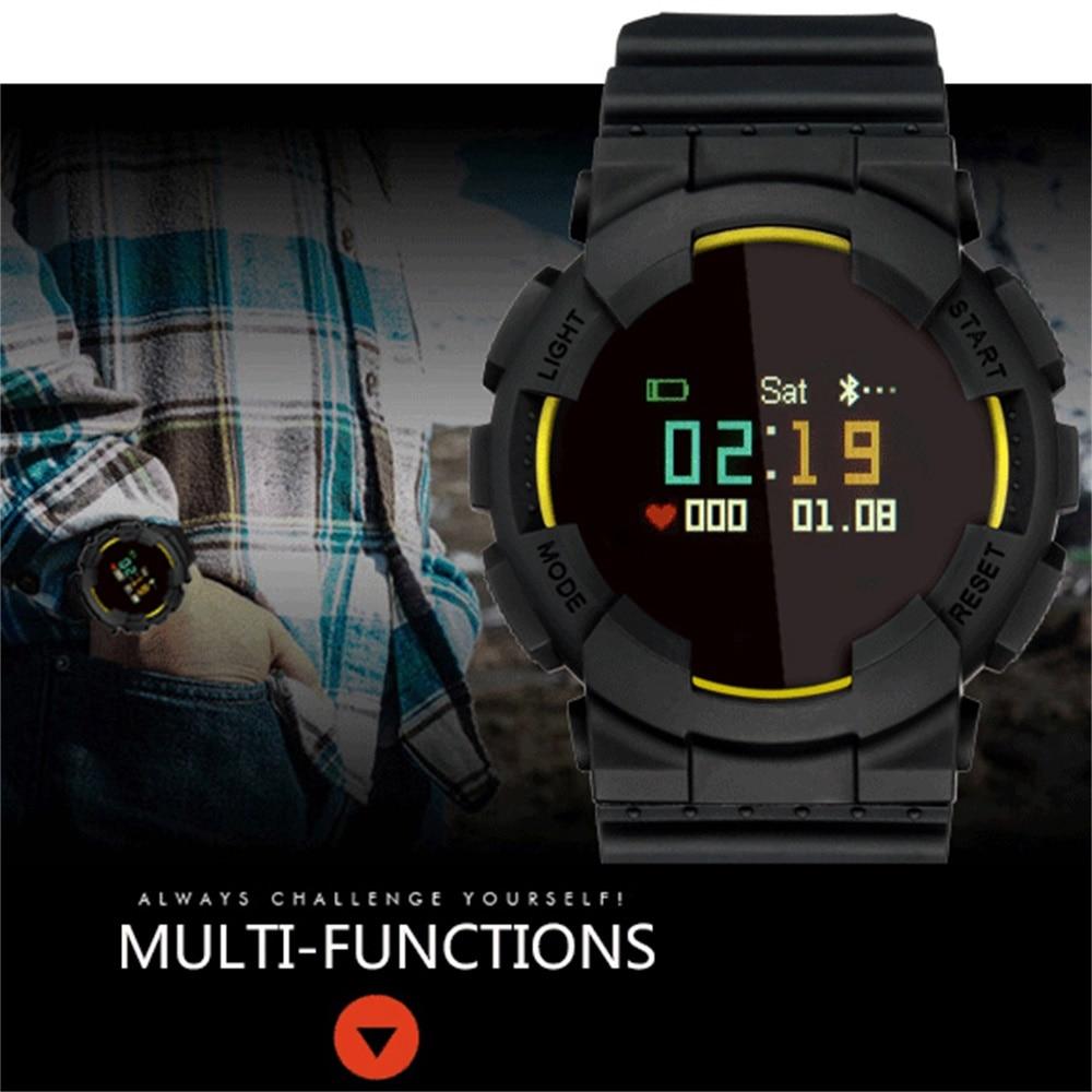696 smartwatch V587 bracelet intelligent 0.95 pouces couleur OLED soutien sommeil surveillance bracelet montre intelligente étanche ip68