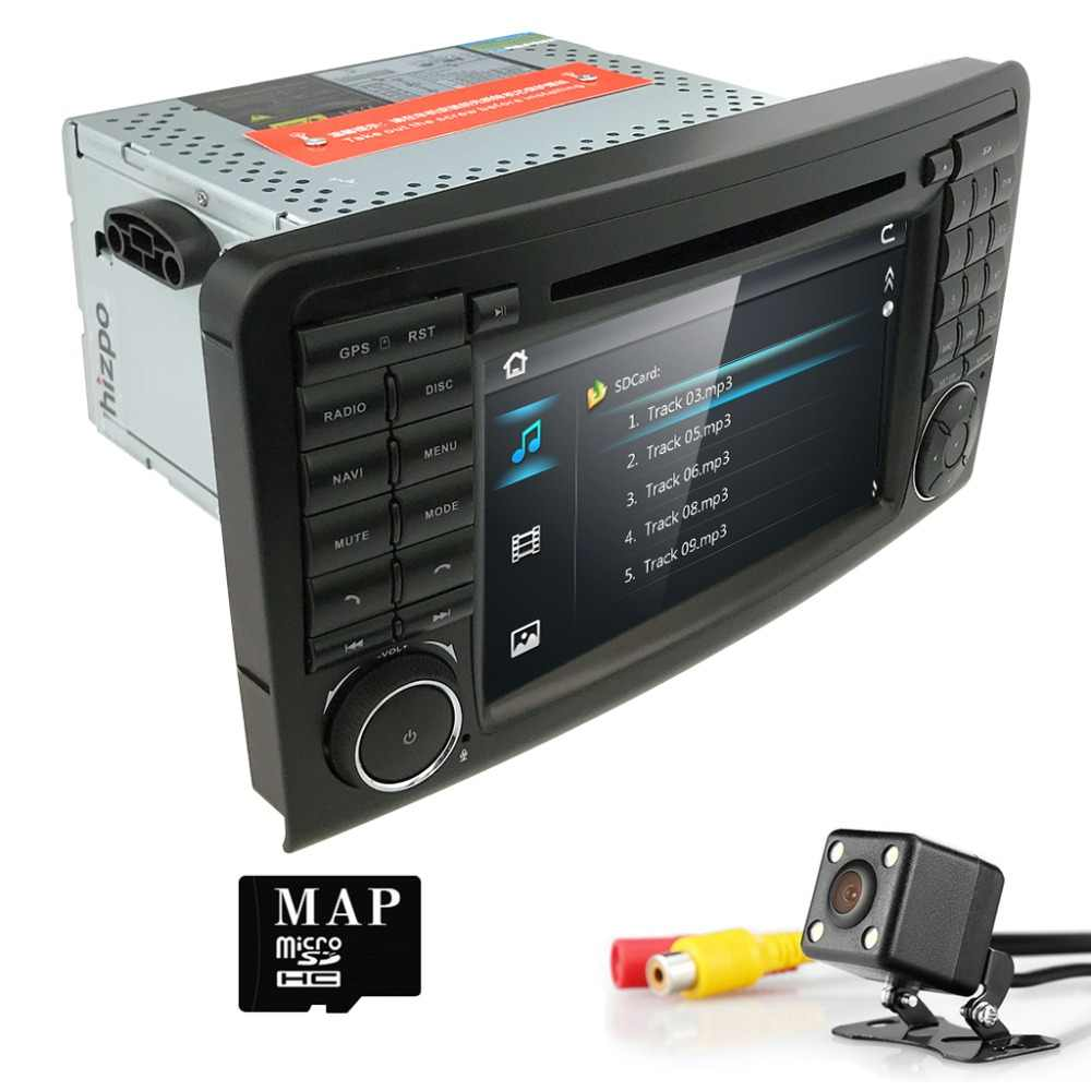 Misco Wire Gl | Detail Feedback Questions About Hizpo Car Dvd Radio For Mercedes