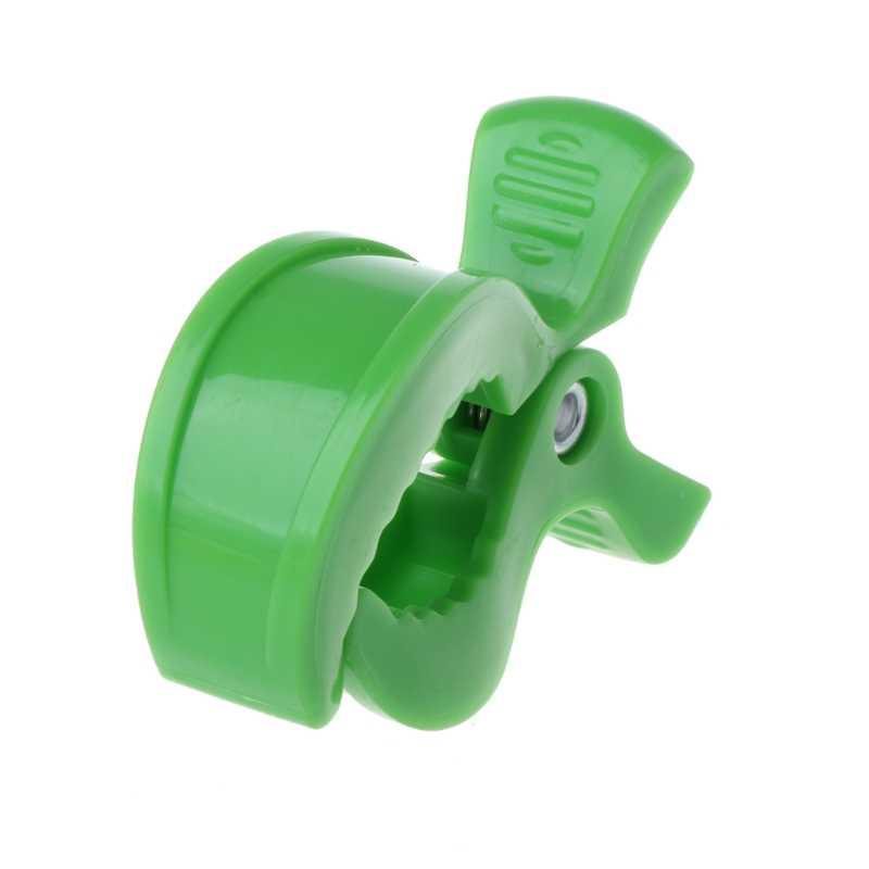 1pcs Baby Car Seat อุปกรณ์เสริมโคมไฟของเล่นรถเข็นเด็ก Peg Hook ผ้าห่มคลิป