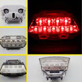Smoke LED Tail Light For 2011-2014 Kawasaki Ninja ZX-10R ZX10R ZX 10 R free shipping