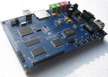 DSP5509 TMS320VC5509A  board network