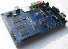 DSP5509 TMS320VC5509A kurulu ağ