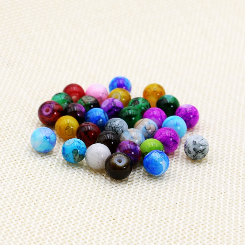 50x Flat Round Moccasin Lead Free Wood Beads Crafts Jewelry Making 10mm Hole 2mm