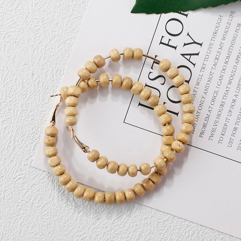 Beige Beads