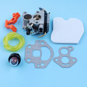 Image 5 - Carburetor Carb Air Filter Primer Bulb Fuel Line Kit For McCulloch CS380 CS340 CS 340 380 Chainsaw Switch Lever Replacement Part