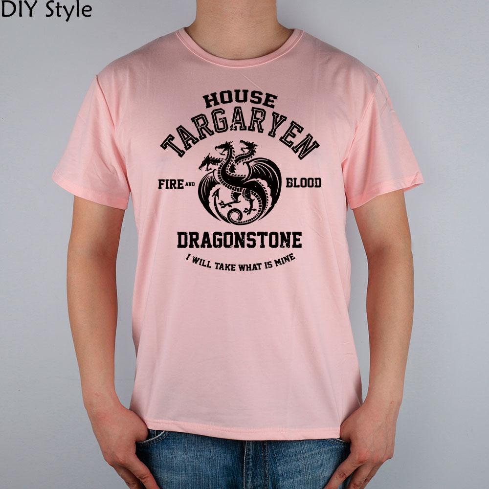 HOUSE TARGARYEN FIRE AND BLOOD T-shirt