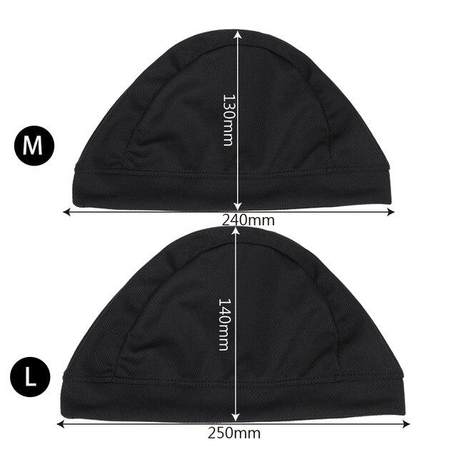 LEEPEE Unisex Quick Dry  Breathable Hat  Motorcycle Helmet Inner Cap  Racing Cap Under Helmet 5
