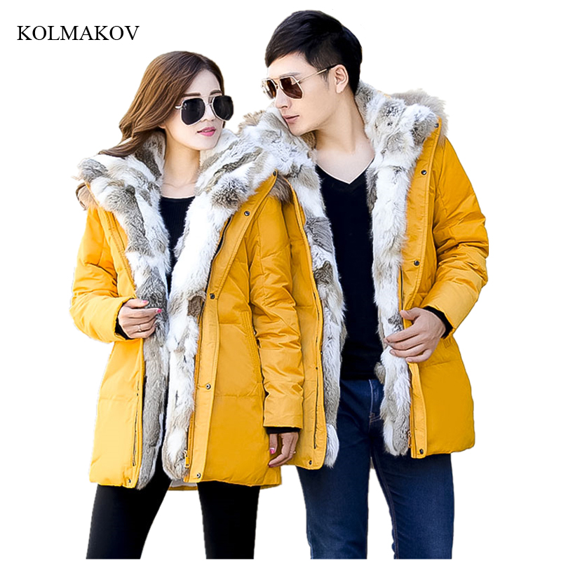 2017 new arrival winter style Sweetheart boutique warm   down     coat   fashion casual detachable plus fur collar clothes size M-5XL
