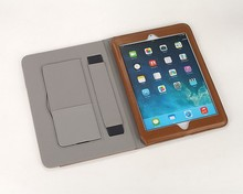 For Apple ipad Air 2 ipad 6 wallet Stand pu Leather Case