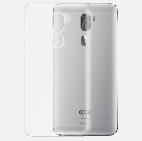 los angeles e466b d44d6 US $6.25 |For Leeco cool 1 case silicon MOFi Letv Cool1 case TPU clear back  cover Coolpad cool 1 dual phone case 32gb 64gb coque fundas Le-in Fitted ...