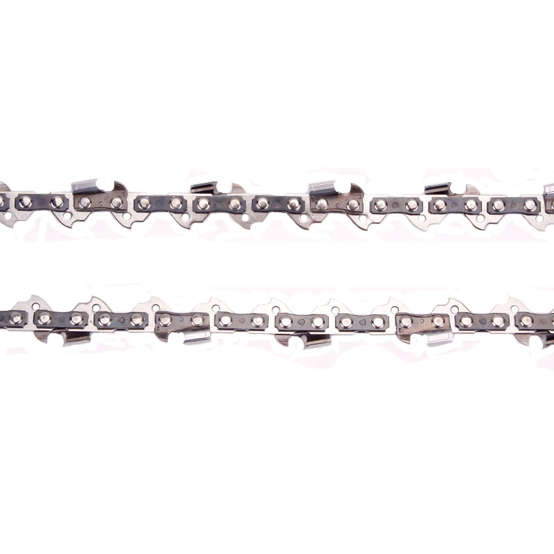 CORD 16-Inch Chainsaw Chains 3/8lp .043/1.1mm 55 Drive Link Semi Chisel Fast Cut Wood For Sthil Husqvarna Echo 16 size chainsaw chains 3 8 063 1 6mm 60drive link quickly cut wood for stihl 039