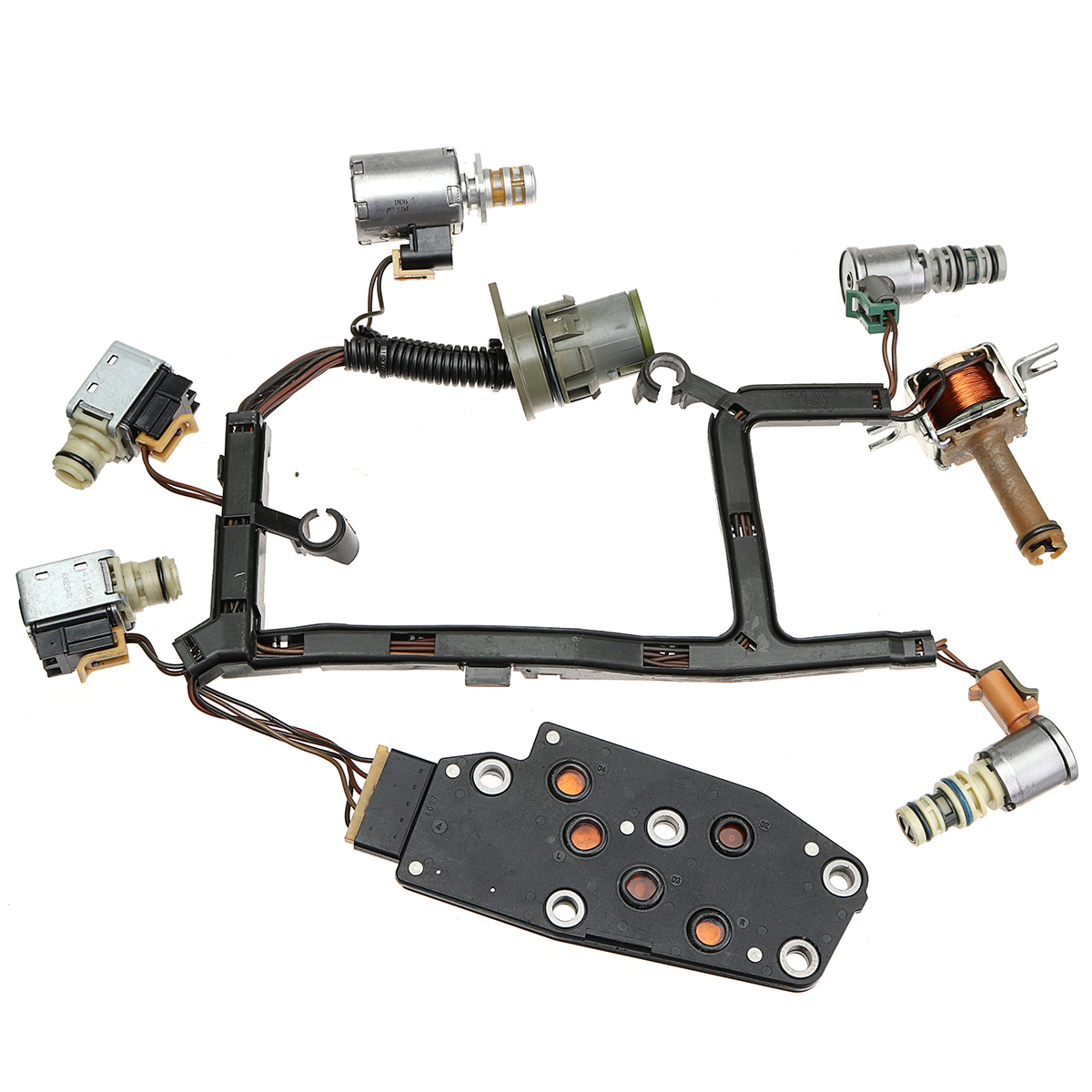 4L60E 4L65E Automatic Transmission Master Solenoid Kit TCC EPC PWM Shift 3-2 Harness 1993-2005 флюс для пайки rexant лти 120 30ml 09 3625