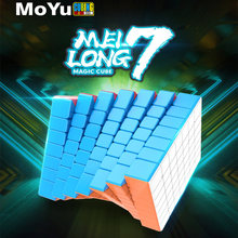 Moyu 7x7 CUBE Meilong 7x7x7 Magic Cube 7Layers Speed Cube Professional Puzzle Toys For Children Kids Gift Toy 7x7x7 professor rubiks cube competition speed magic cube puzzle educational toys for children
