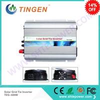 500 W micro MPPT Sulla Griglia Tie Inverter DC 10.8-28 V Pannello Solare 110 V 220 V Uscita Solar power Inverter DC 12 V 24 V