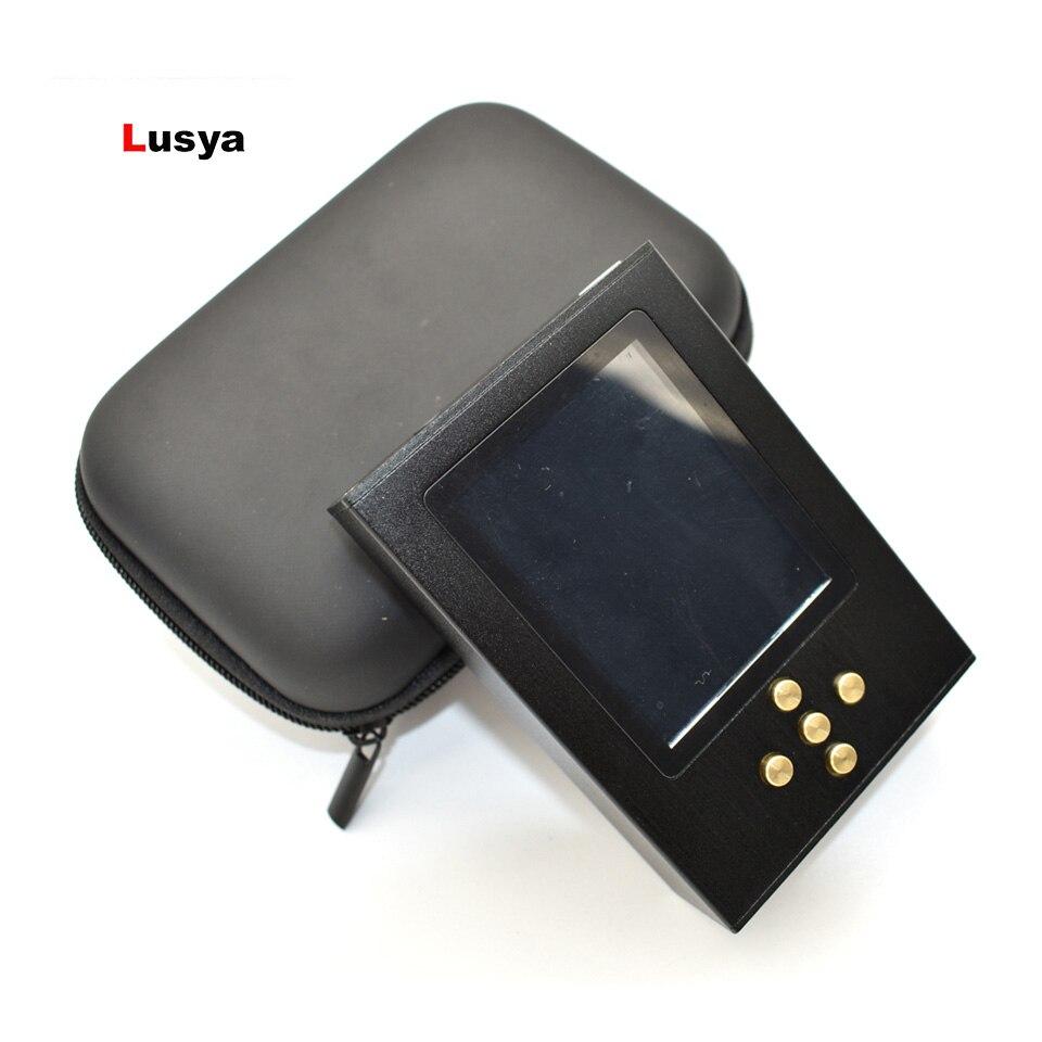 Bricolage Zishan DSD AK4497EQ lecteur de musique professionnel sans perte HiFi portable lecteur MP3 Solution dure 2.5 équilibré amplificateur C5-005