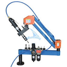 High Quality QM-12W M3-M12 Automatic Pneumatic Tapping Tool Air Tapping Machine Pneumaic Tapper Tool Universal Head