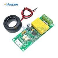 5 pces ac 80-260 v 0-100a digital medidor multifunções watt power volt atual módulo de teste PZEM-004T para arduino ttl com2 \ com3 \ com4