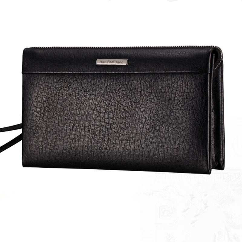 Brand Designer Wallets Men Genuine Leather Men Bag Natural Cowhide Clutch Wallet Luxury Vintage Male Purse Big Capacity Phone Ba 2017 luxury brand men genuine leather wallet top leather men wallets clutch plaid leather purse carteira masculina phone bag