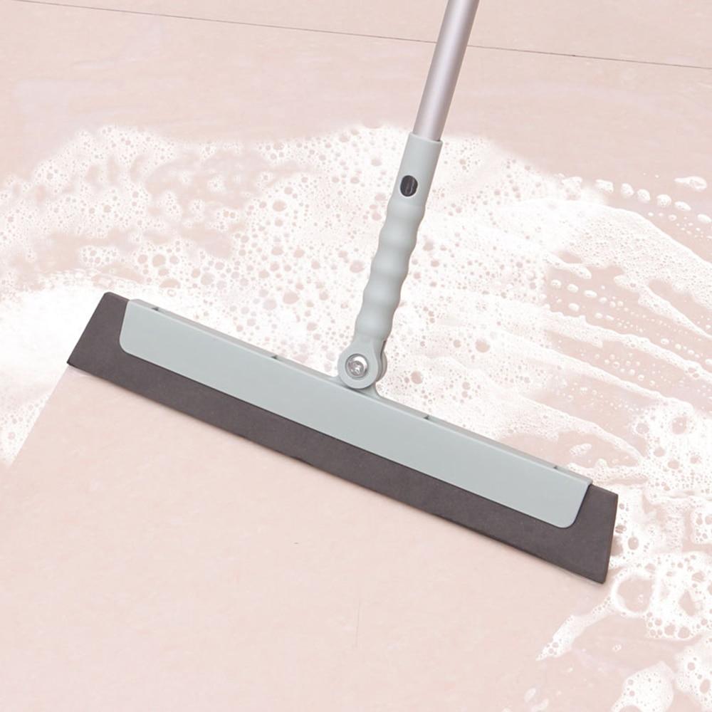 Telescopic Handles Dust Hair Magic Broom Bathroom Cleaning
