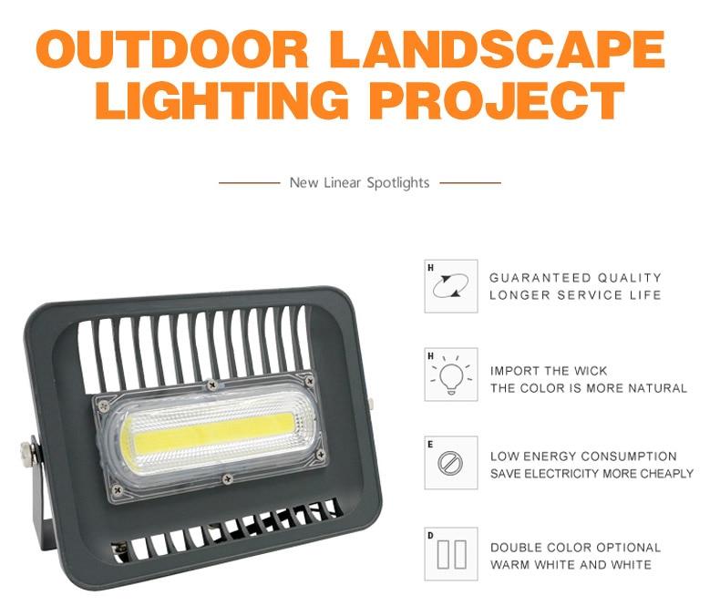 ჱ[MingBen] Светодиодный прожектор 30 Вт 50 Вт 100 Вт ...