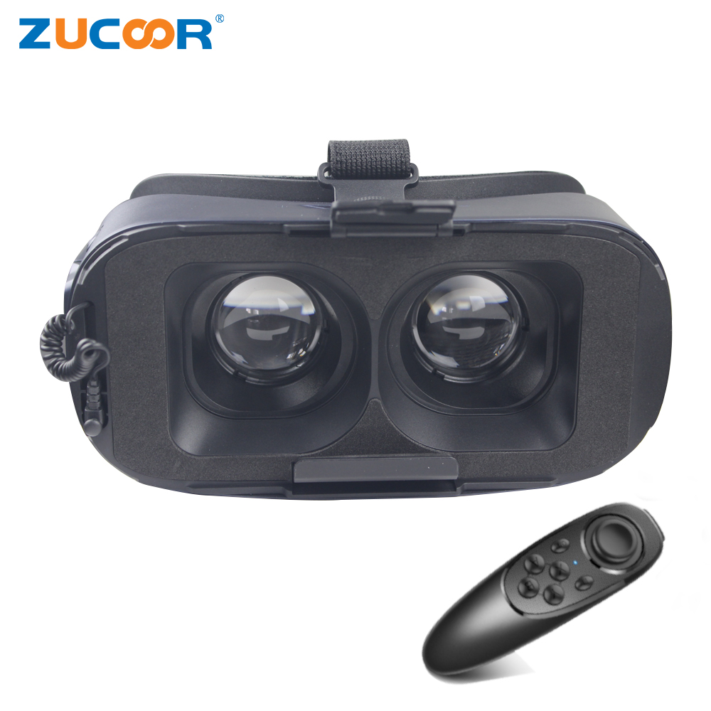 VR 3D Gafas de Realidad Virtual G300 Smartphone Auriculares Cabeza de Montaje CA