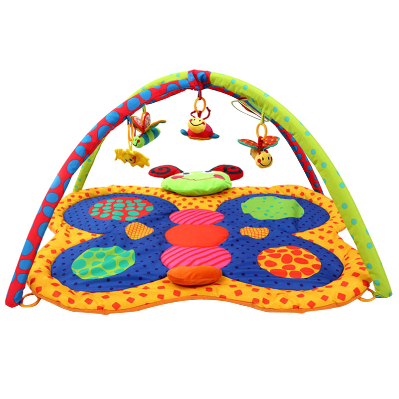 Cartoon Baby Toy Baby Play Mat Game Tapete Infantil Boys Girls Educational Crawling Mat Play Gym Kids Blanket Carpet leweihuan new cartoon baby game mat boys girls crawling carpet play mat kids toys organizer bag room decoration floor carpet