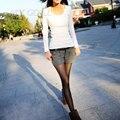 Fashion Women Short Women's Turn-up Straight Woolen Bootcut Short Pants Plus Large Big Size Casual Shorts Black Grey
