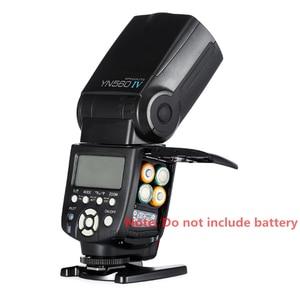 Image 4 - YONGNUO YN560IV YN560 IV 2,4G esclavo maestro inalámbrico flash Speedlite con YN560TX II disparador para cámaras Canon Nikon Pentax
