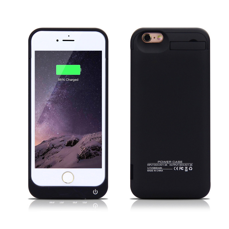 4200mah For Iphone 5 5s 5c  battery case charger cover case ups capacity power case  6 color  iphone