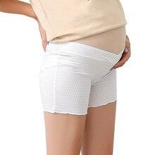 SAGACE леггинсы шорты для женщин фитнес-шорты Женщины Лето беременных Твердые Женские для беременных Pregnacy леггинсы Короткие