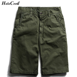 Halacood hot sell new summer fashion sexy casual calf length cargo mens cotton quality shorts male.jpg 250x250