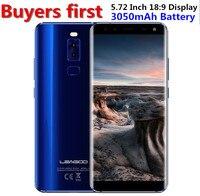 LEAGOO S8 5 7 Inch 18 9 Display Android 7 0 MTK6750T Octa Core Smartphone 3GB