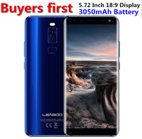 LEAGOO S8 5 7 Inch 18 9 Display Android 7 0 MTK6750T Octa Core Smartphone 3GB