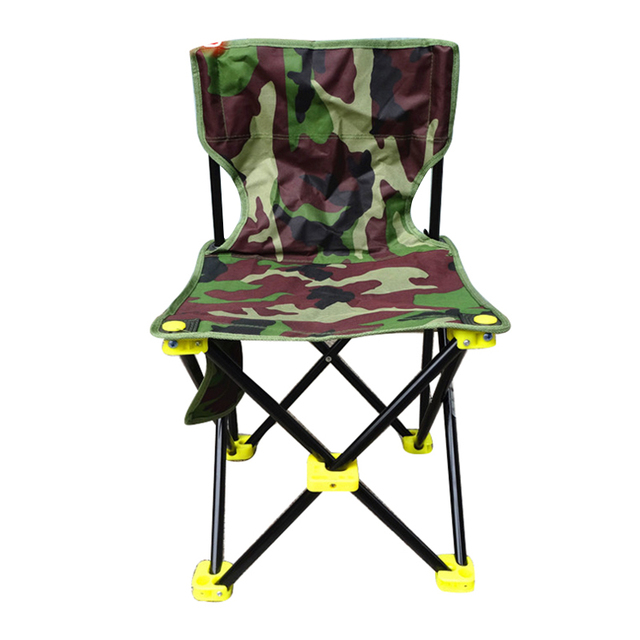 Lightweight Fishing Chair Seat Professional Folding Camping Stool Portable Ultra Light Beach